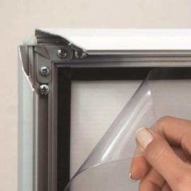 Transparant Folie stoepbord (1)