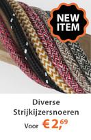 Nieuw diverse strijkijzersnoeren