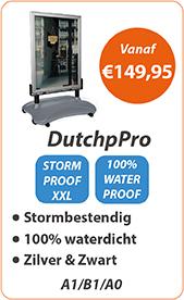 Stoepborden DutchPro