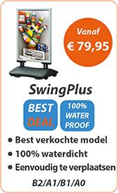 Stoepborden SwingPlus